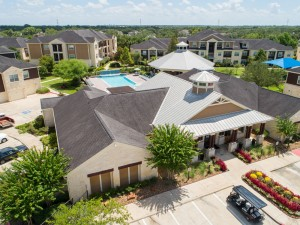 Apartments in Katy, TX - Aerial View of Community